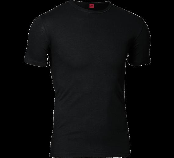 JBS Black or White T-shirt Med Rund Hals Sort