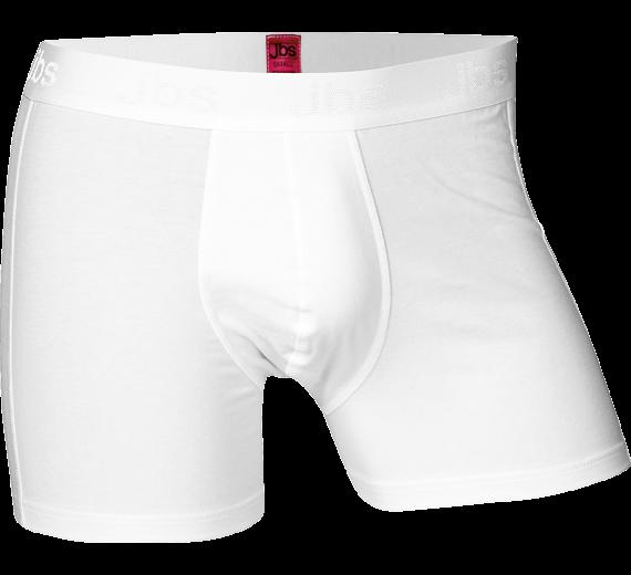 JBS Black or White Boxershorts Hvid