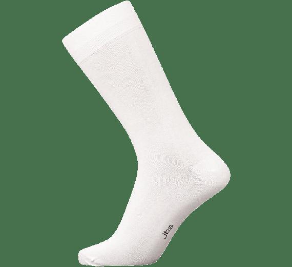 Hvide JBS Strømper
