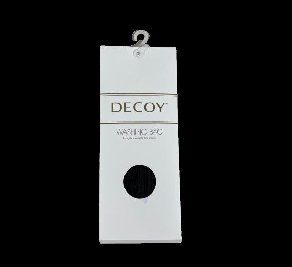 Decoy Vaskepose - Sort, Onesize