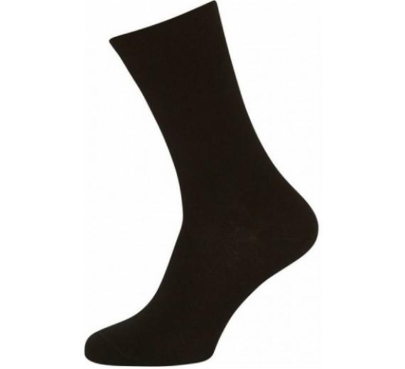 Sorte Sokker Bomuld Str. 40-47-01