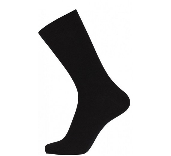 Sorte Egtved Twin Socks Uldsokker