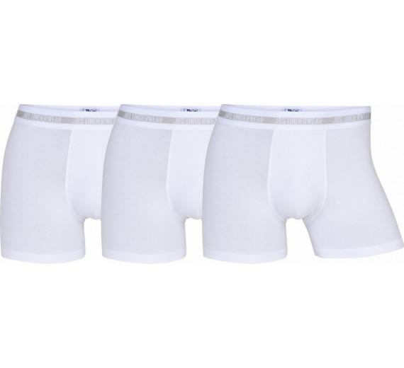 3-Pak JBS Bambus Tights, Hvid. Str. XL