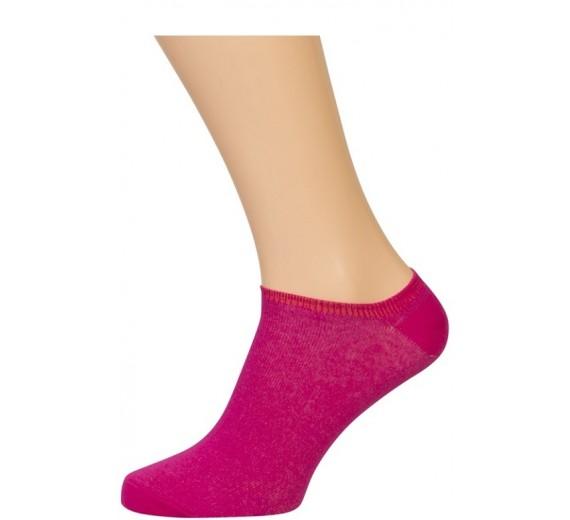 Pink Footies / Under ankel strømper Str. 43-46