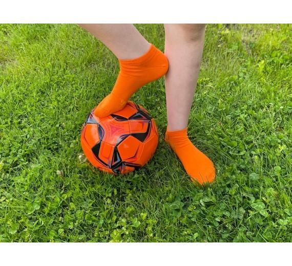orangefootiesunderankel-37