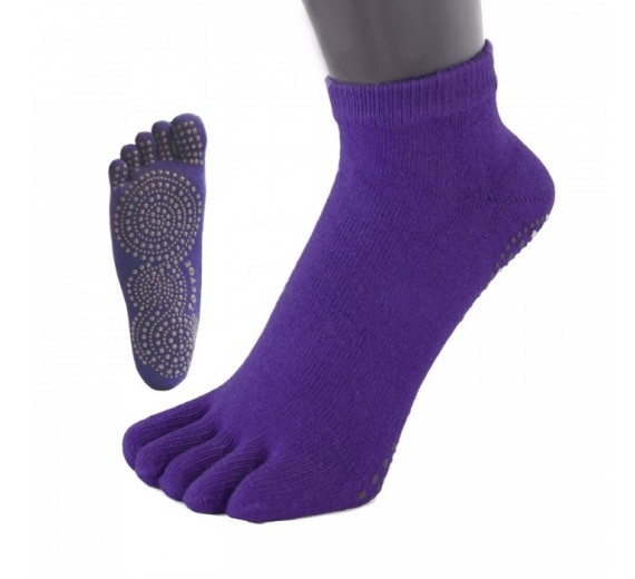 5 toe sokker