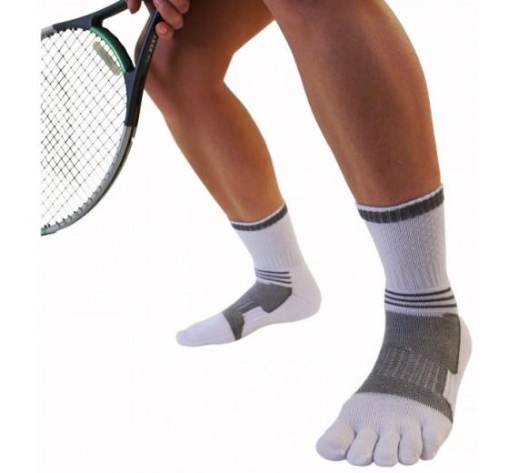ToeToe Tennissokker Med Adskilte Tæer