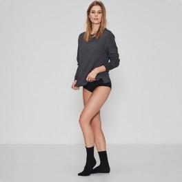 JBS of DK womens shirt bambus - Koksgrå
