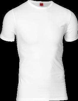JBS Black or White T-shirt Med Rund Hals Hvid