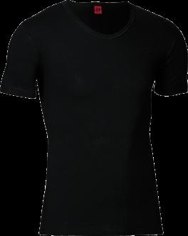 JBS Black or White T-shirt Sort