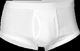Hvide JBS Original Underbukser / Briefs - 4X-Large