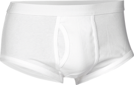 Hvide JBS Original Underbukser / Briefs - 2X-Large