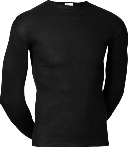 JBS Original Langærmet T-shirt Sort