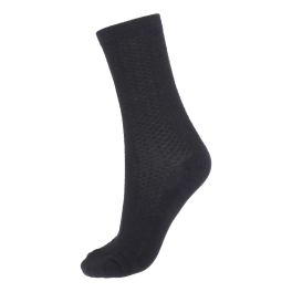 Socks CPH- Damestrømpe. Strukturstrik-Navy