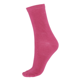Socks CPH- Damestrømpe. Bambus- Lserød