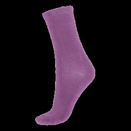 Socks CPH- Damestrømpe. Bambus- Lilla