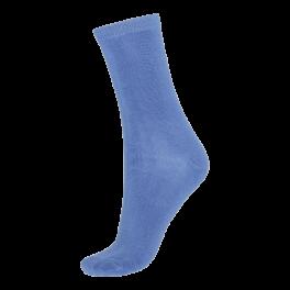 Socks CPH- Damestrømpe. Bambus- Blå