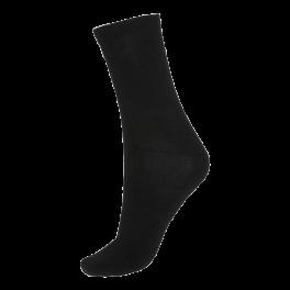 Socks CPH- Damestrømpe. Bambus- Sort