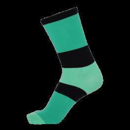 CSC- Herrestrømper med brede striber, Grøn