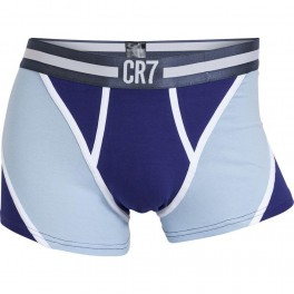 CR7 Fashion Trunks Men - Blå str. Small