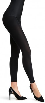 Decoy Queensize Leggings 60 DEN, Sort