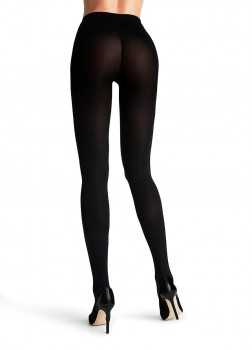Decoy 16444-1100 Microfiber Tights Fanny Str. S/M