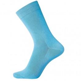Egtved Bomuld Sokker Med Ventilationssål - Blå