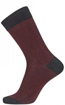 Røde Egtved Twin Sock Uldsokker