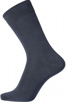 Mørkeblå Egtved Sokker i 100% bomuld
