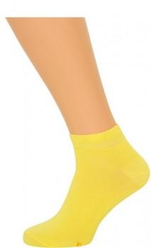 Gule Ankelsokker (Korte Sokker)
