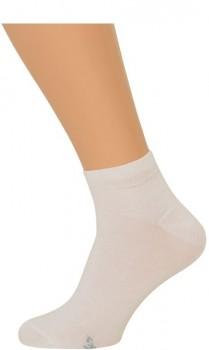 Hvide Ankelsokker (Korte Sokker)