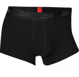 JBS Black or White Trunks, Sort - X-Large