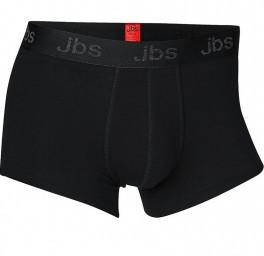 JBS Black or White Trunks, Sort - Large