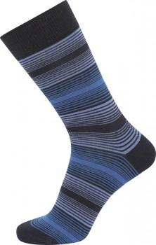 JBS sokker med blå striber