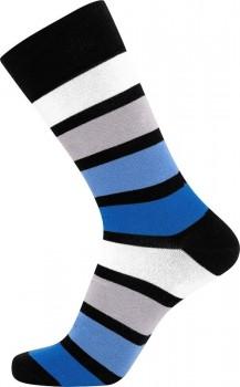 JBS sokker med brede striber