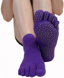 ToeToe Yoga & Pilates Trainer Anti-Slip Lilla