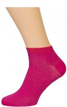Rosa Ankelsokker (Korte Sokker)