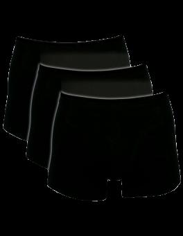 Boxershorts - Sorte Trunks Str. Medium