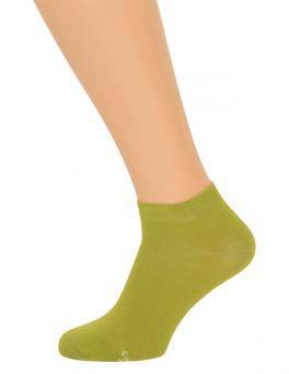 Grønne Ankelstrømper(korte strømper)