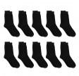 10 Par Sorte Bambussokker - Socks CPH