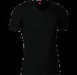 JBS Black or White V-hals herreT-shirt - Sort
