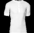 JBS Original T-Shirt Med Knapper, Hvid