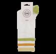 Socks CPH- Damestrømper transparent Grøn