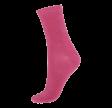 Lyserøde Bambus Damestrømper, Socks CPH