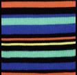 CSC- Herrestrømper med striber, Grøn