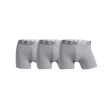 CR7 Basic Trunks 3-Pack Grå