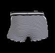 CR7 Fashion Trunks Men - Sort / Hvid
