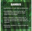 JBS of DK womens string bambus - Sort