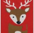 Julesokker med rensdyr - Str. 40-47