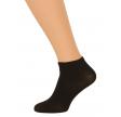 Sorte Ankelsokker (Korte sokker)